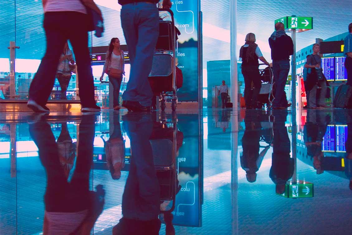 PCR optimizada para aeropuertos